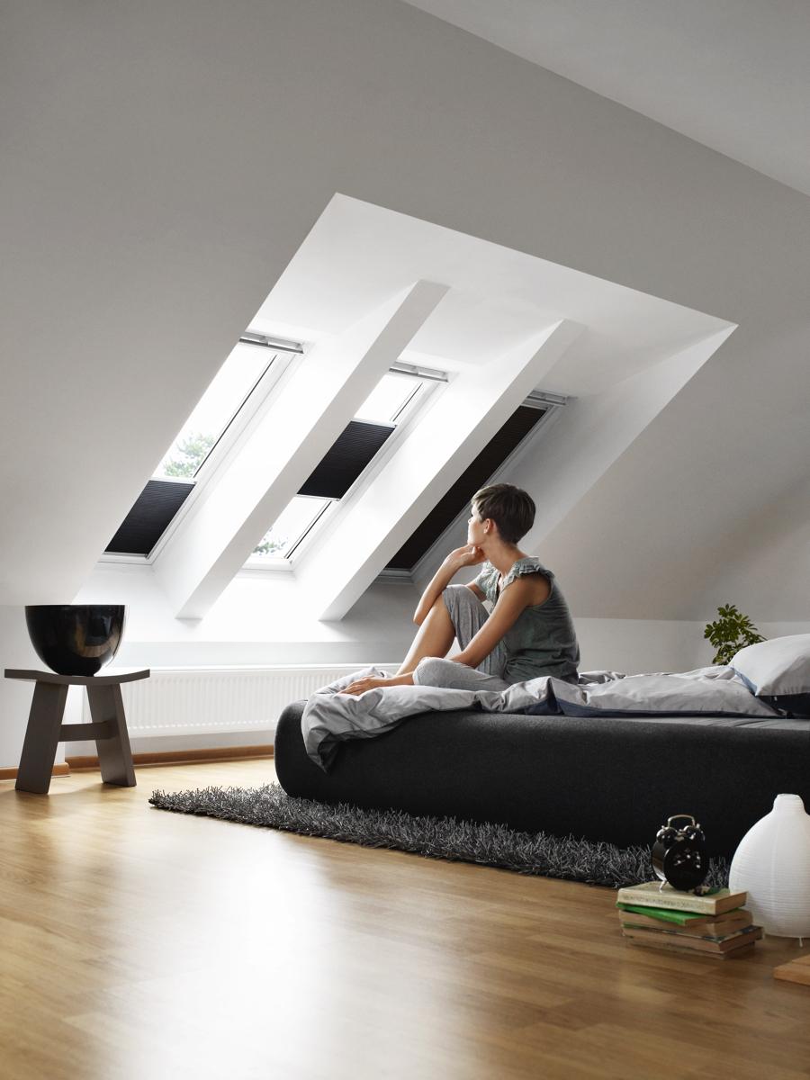 Zolderrenovaties-West Vlaanderen-Velux dakvenster