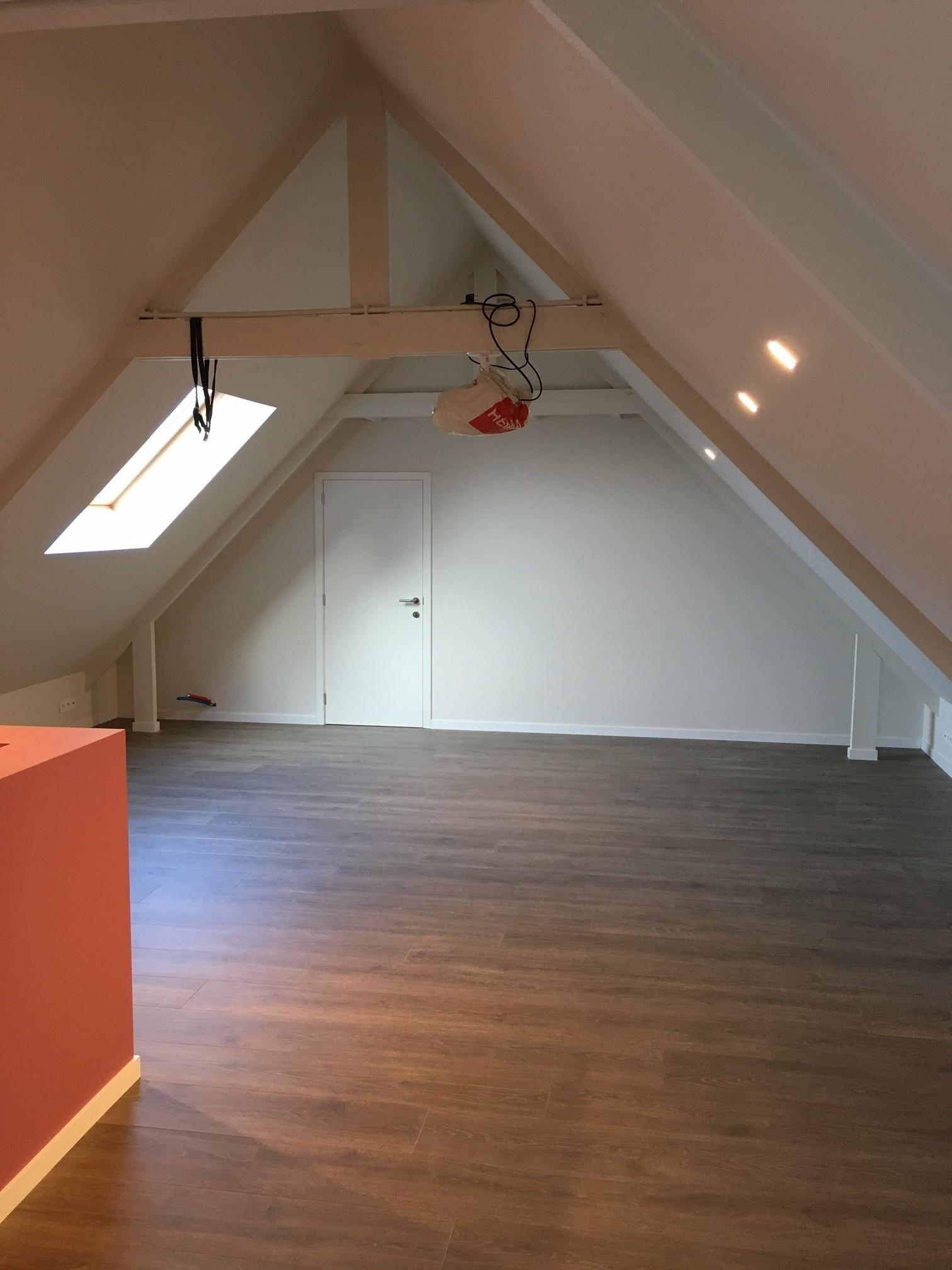 Zolderrenovaties-West Vlaanderen-pleisterwerken